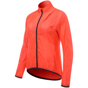 Protective P-Rise Up Jacke Damen rot